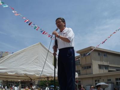 2008運動会ボギー会長あいさつ.jpg